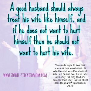 Wives Submit To Your Husbands Doesn't Mean Be His Slave