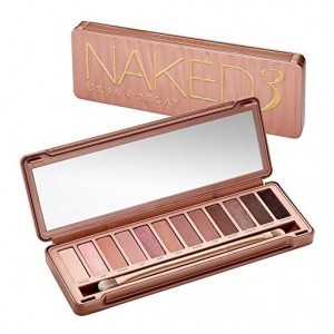 Eyeshadow palette dupes for the Urban Decay Naked 3 Eyeshadow Palette Set