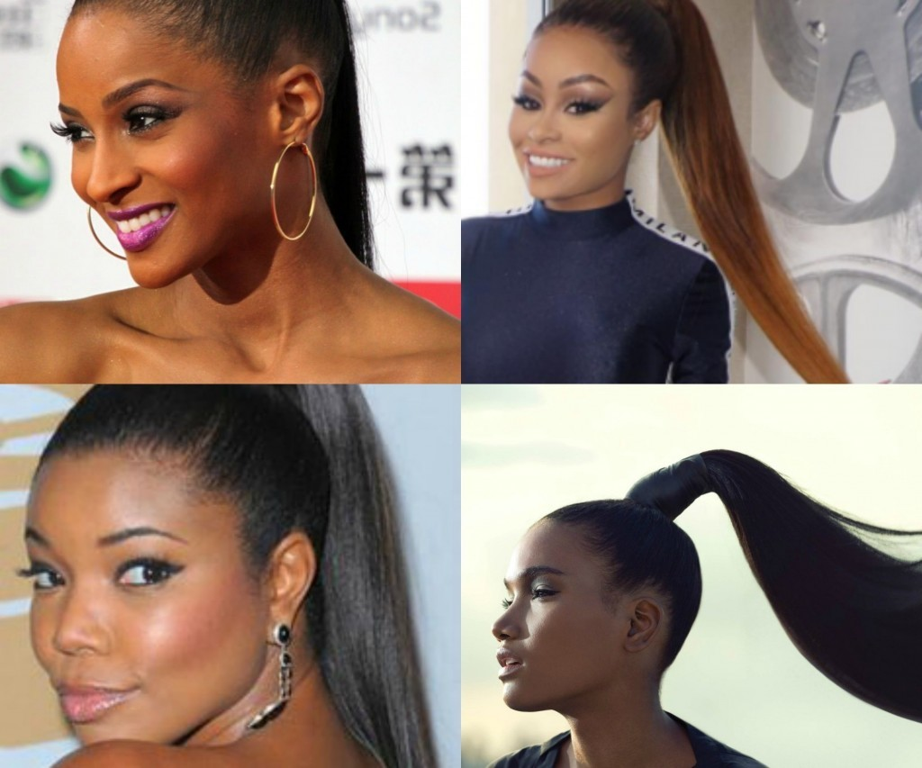 The Best Long Drawstring Ponytail For only $12