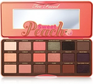 Eyeshadow palette dupes for the Too Faced Sweet Peach Palette