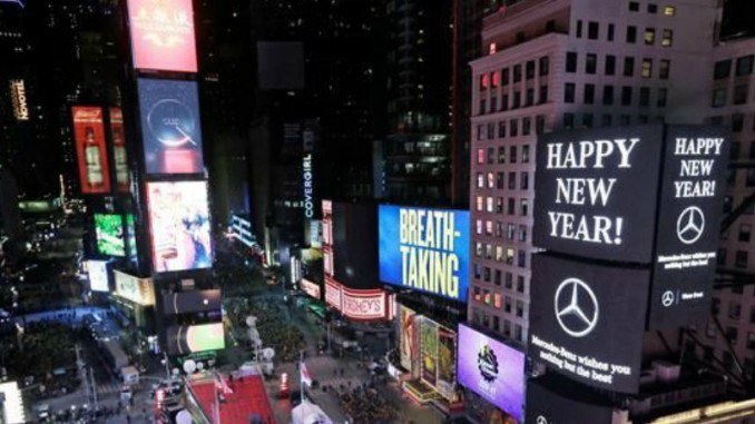 How To Plan A Family Friendly Trip On Time Square For New Year's Eve